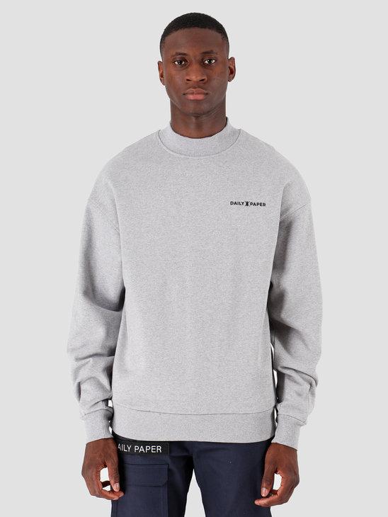 Daily Paper Aba Sweater Grey Melange 19E1SW02-02