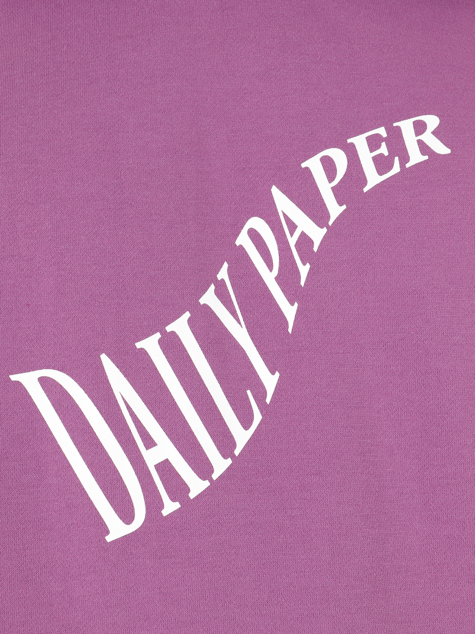 Daily Paper Daily Paper Gacrush Hoodie Crushed Grape Purple 19F1HD03-01
