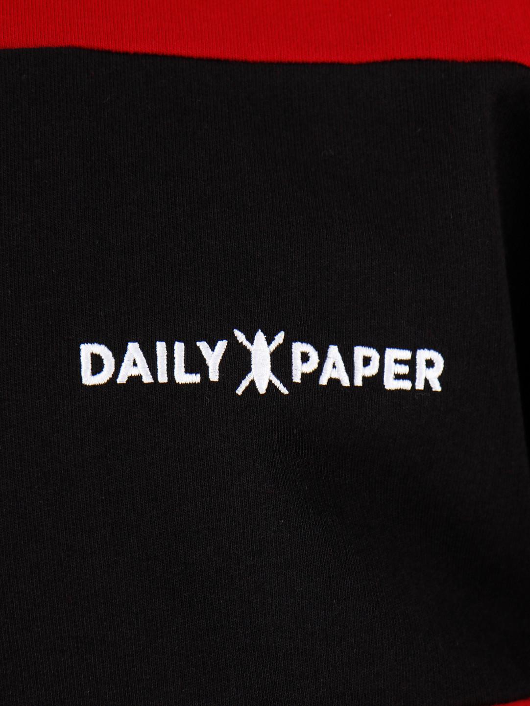 Daily Paper Daily Paper Apolo Black Rio Red White 19E1TO01-02