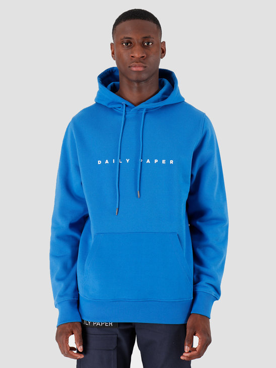 Daily Paper Alias Hoodie Turkish Sea 19E1HD02-01