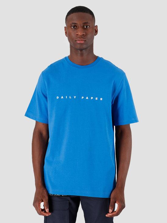Daily Paper Alias T-shirt Turkish Sea 19E1TS02-01