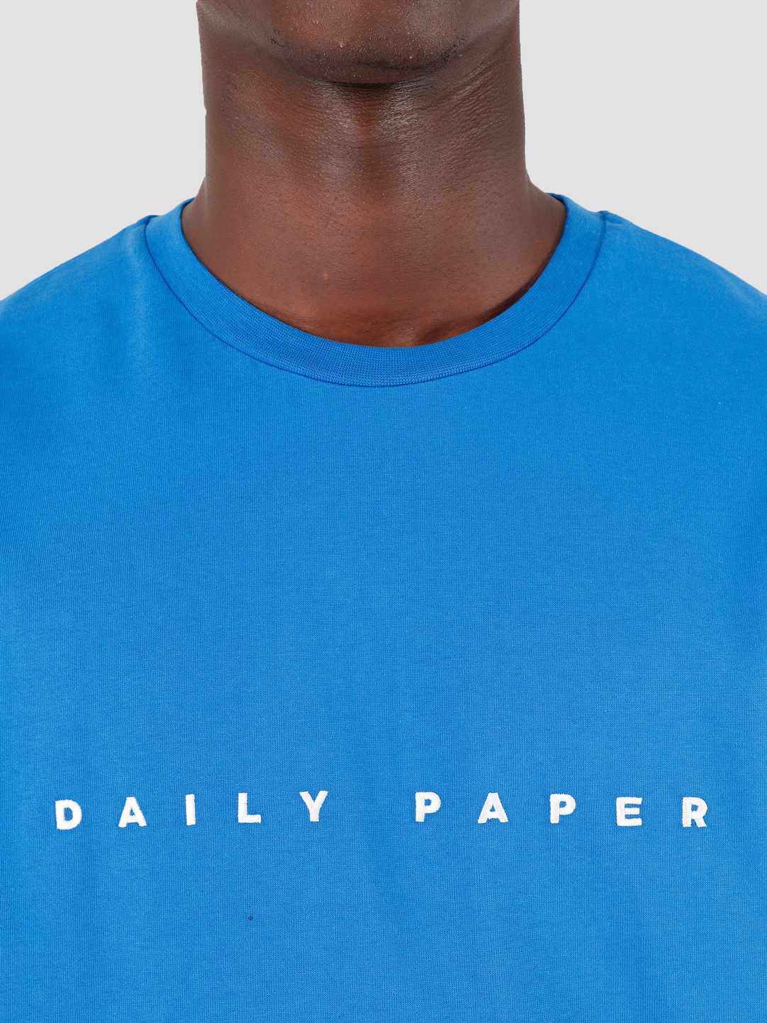 Daily Paper Daily Paper Alias T-shirt Turkish Sea 19E1TS02-01