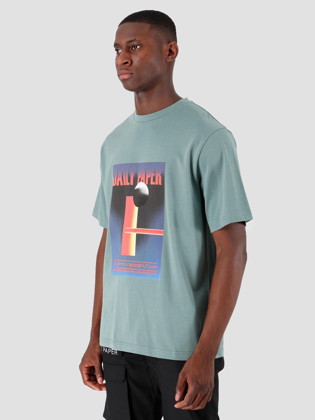Daily Paper Daily Paper Genbris T-Shirt Bristol Blue 19F1TS14-01