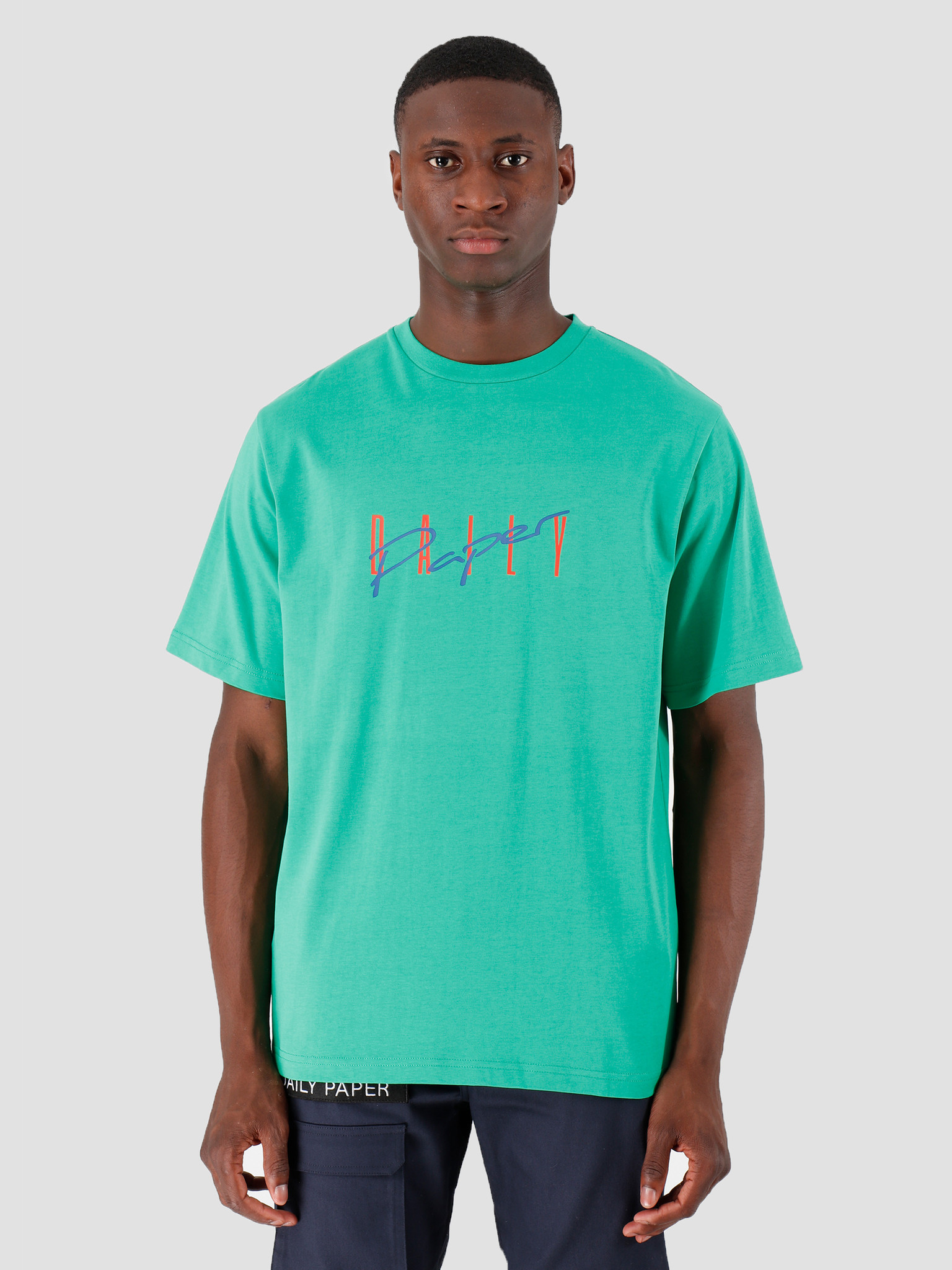 Daily Paper Daily Paper Genelly T-Shirt Jelly Bean 19F1TS16-01