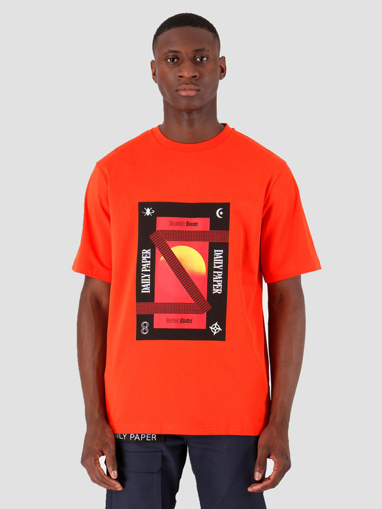Daily Paper Genpoin T-Shirt Poinciana 19F1TS20-01