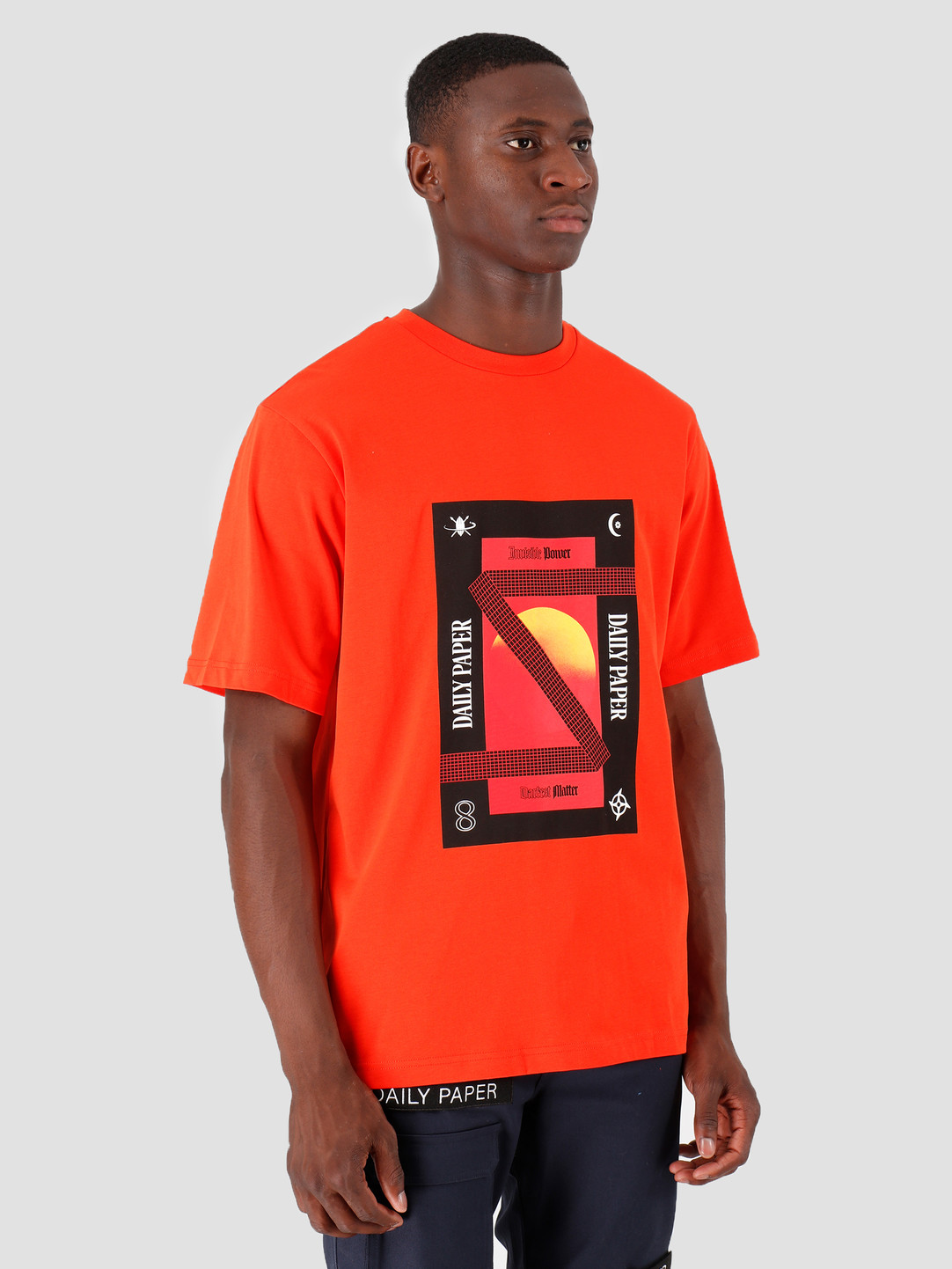 Daily Paper Daily Paper Genpoin T-Shirt Poinciana 19F1TS20-01