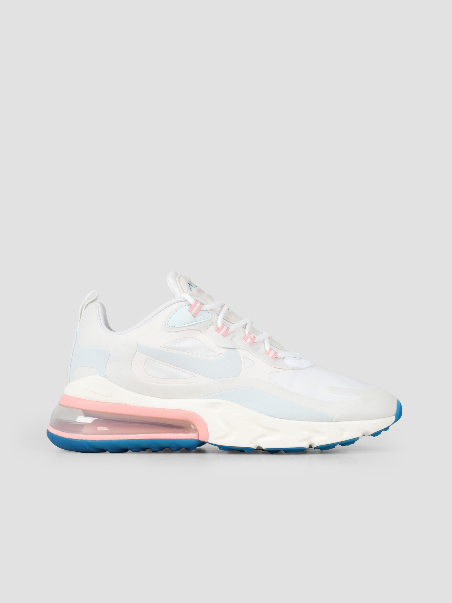 Nike Nike Air Max 270 React Summit White Ghost Aqua Phantom AO4971-100