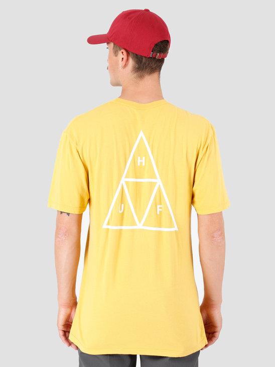 HUF Essentials TT T-Shirt Sauterne TS00509-STRNE