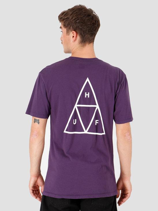 HUF Essentials TT T-Shirt Purple Velvet TS00509-PRPLV