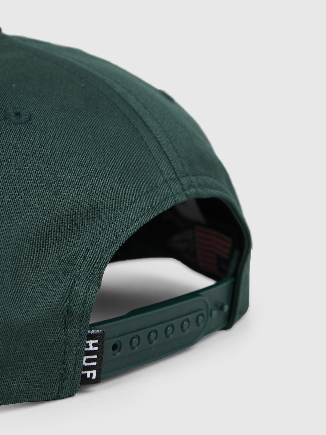 HUF HUF Essentials TT Snapback Hat Botanical Green HT00344-BTCGN