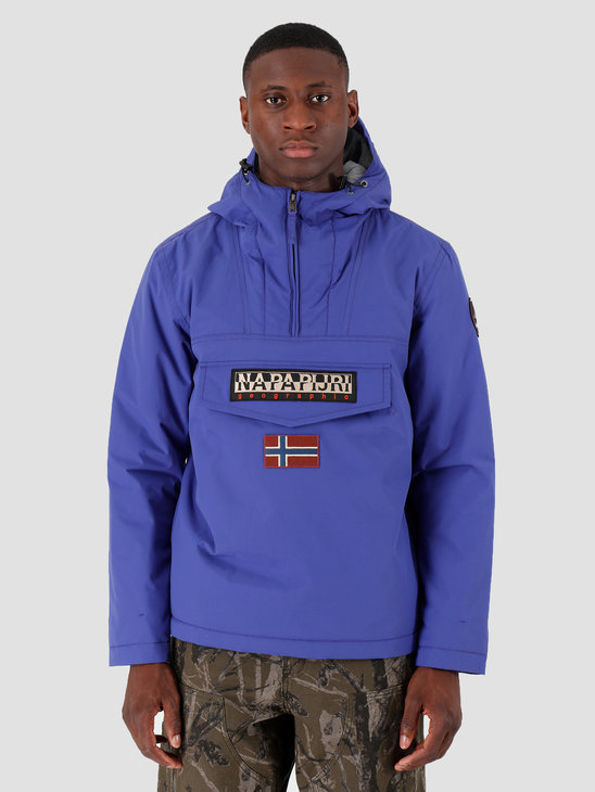 NAPAPIJRI Rainforest Winter 1 Anorak  Clematis Blue N0YGNJVB1