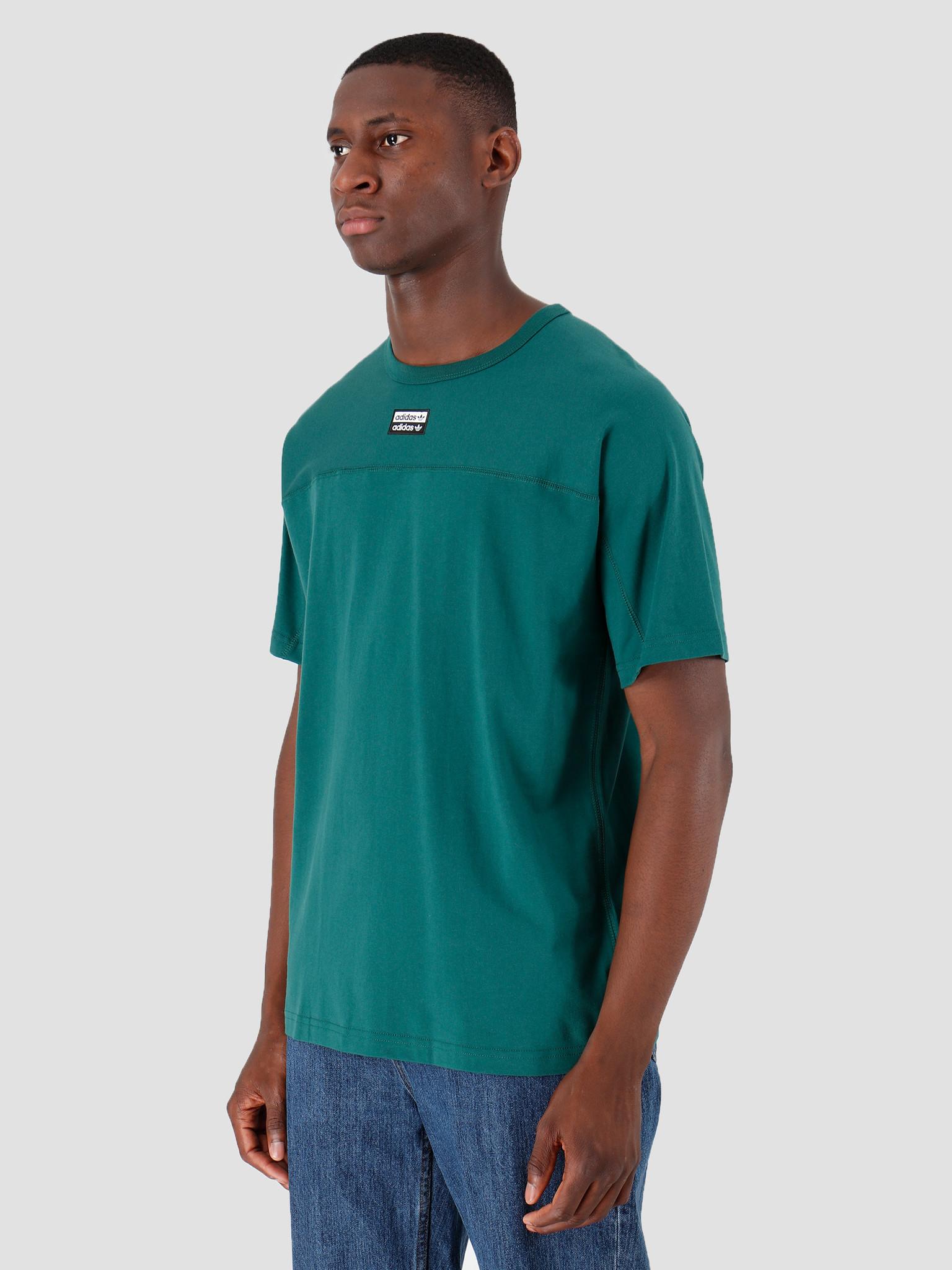 adidas adidas R.Y.V Blkd T-Shirt Cgreen ED7147
