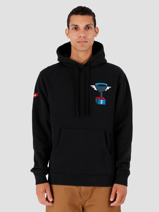 By Parra 3Rd Prize Cup Winner Hooded Sweater Black 42770