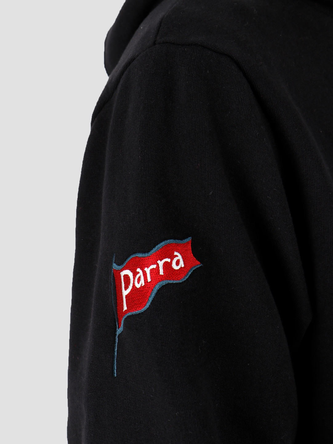 By Parra By Parra 3Rd Prize Cup Winner Hooded Sweater Black 42770