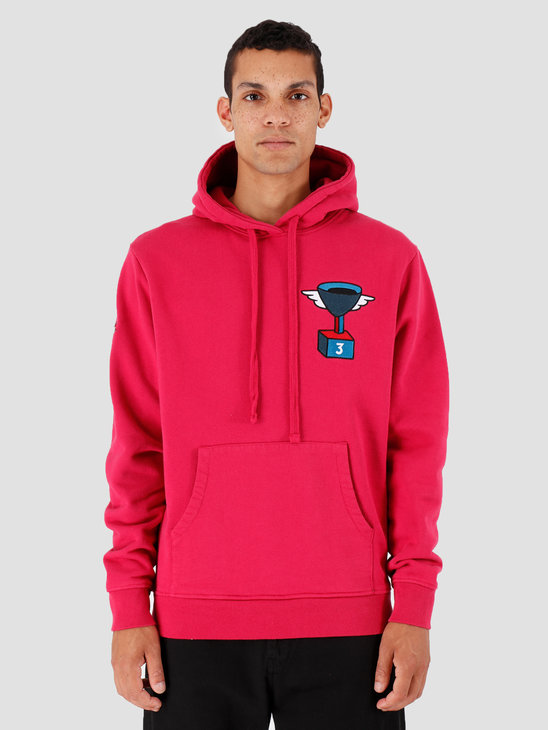 By Parra 3Rd Prize Cup Winner Hooded Sweater Purplepink 42760