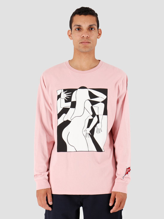 By Parra Artist Businesswoman Long Sleeve Rose 42720