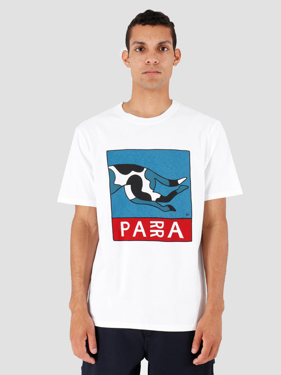 By Parra Escaping You T-Shirt White 42700