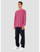 By Parra By Parra FlappingFlagLongSleeveT-Shirt Pink 42860