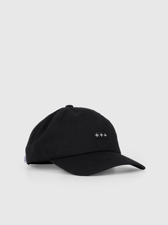 Quality Blanks QB11 Patch Cap Black