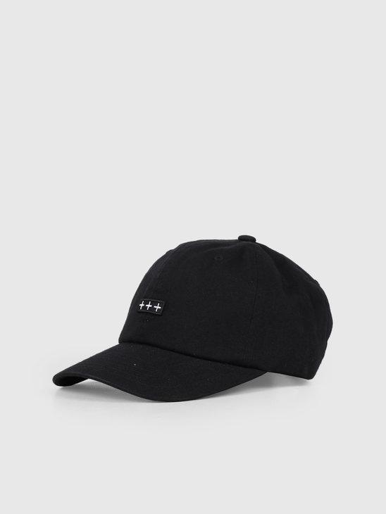 Quality Blanks QB11 Patch Cap Black
