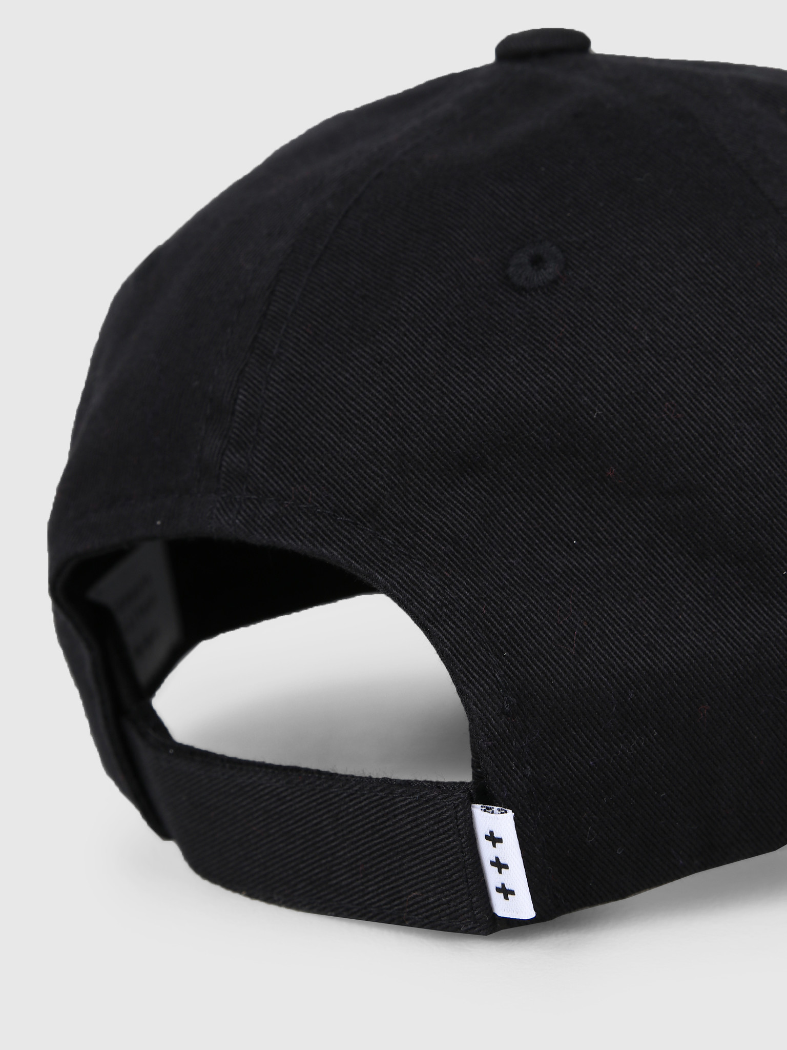 Quality Blanks Quality Blanks QB11 Patch Cap Black