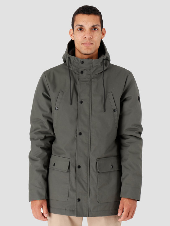 RVLT Egon Parka Jacket Army 7599