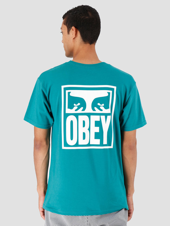 Obey Eyes Icon Teal 163081874-TEA
