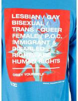 Obey Obey One Love Sky Azure 164902052-SKY
