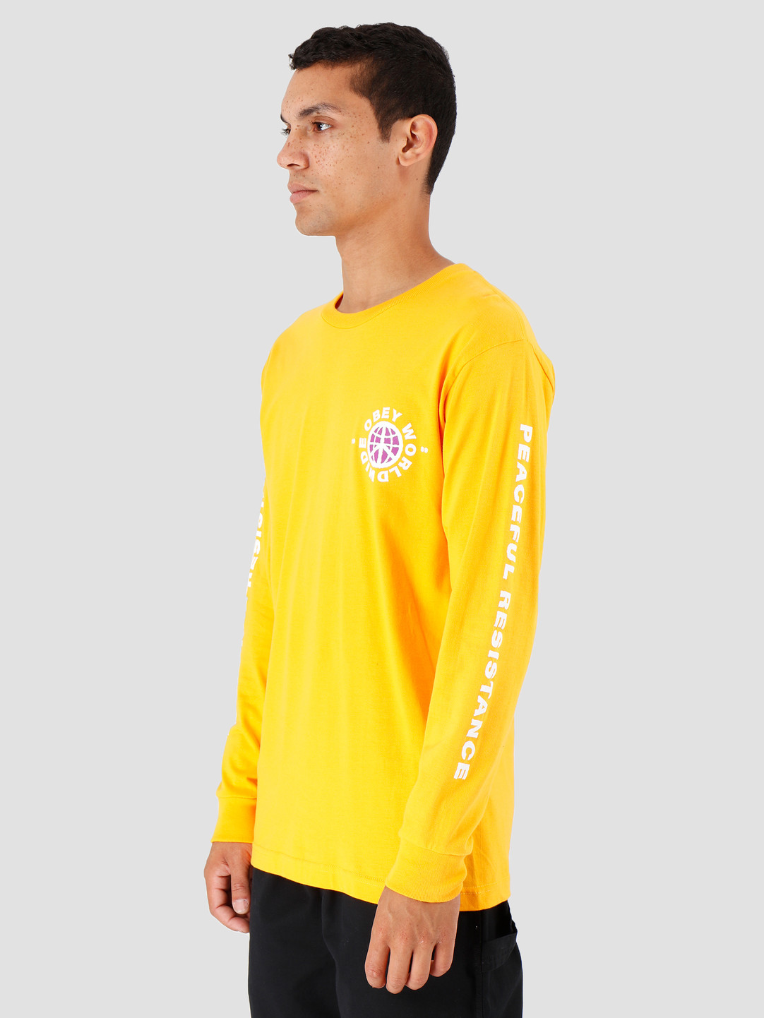 Obey Obey Peaceful Resistance Gold 164902070-GLD