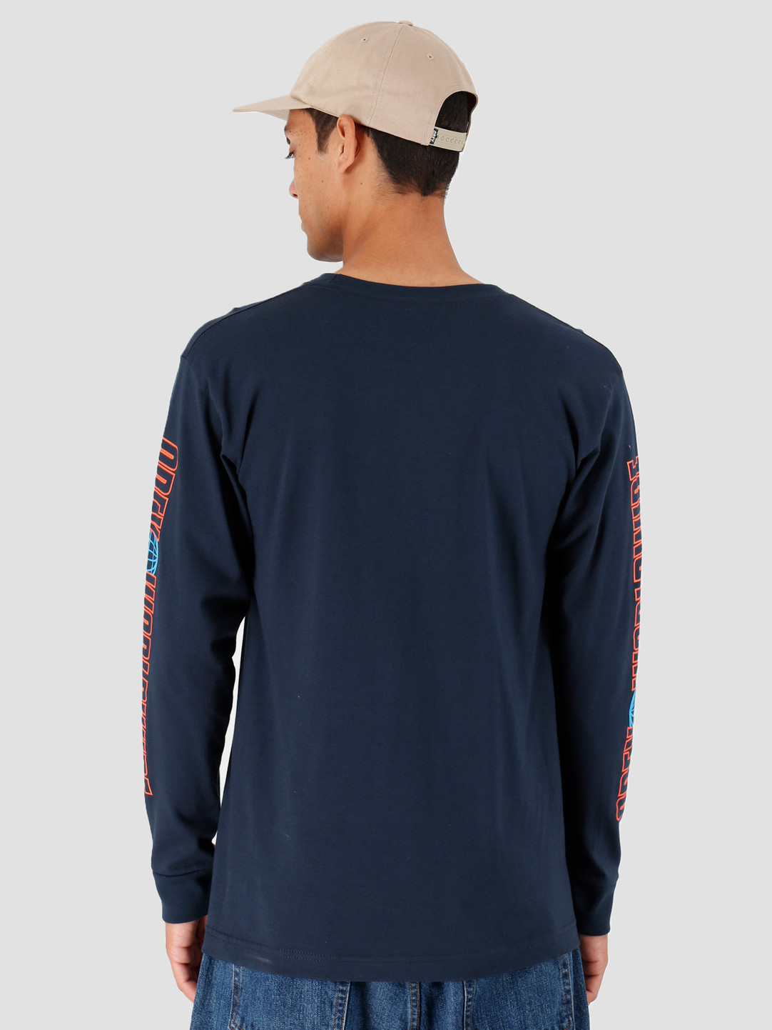 Obey Obey Worldwide 2 Navy 164902101-NVY