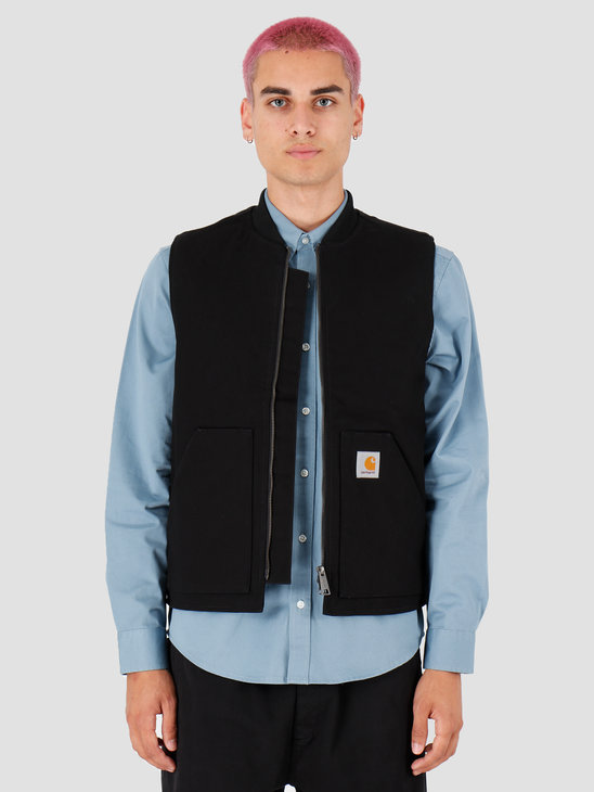 Carhartt WIP Vest Black I015251
