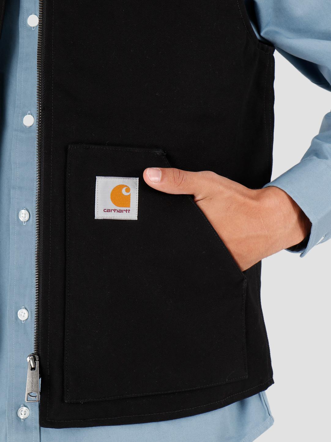 Carhartt WIP Carhartt WIP Vest Black I015251