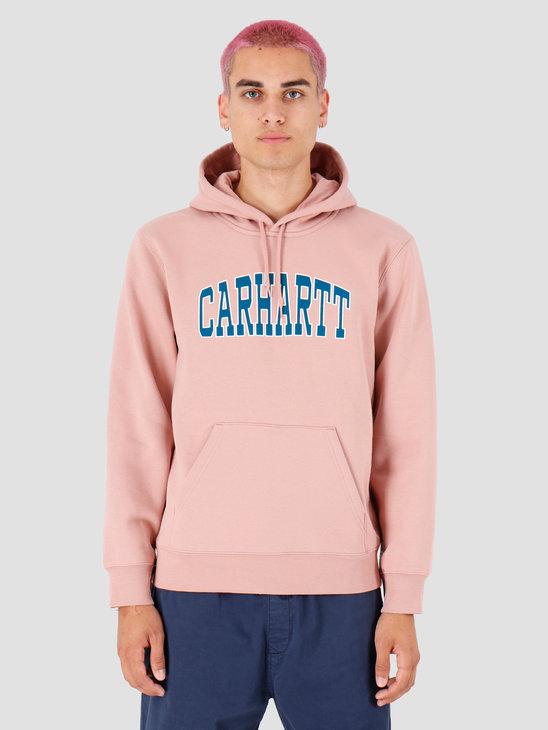 Carhartt WIP Hooded Theory Sweat Blush I027031
