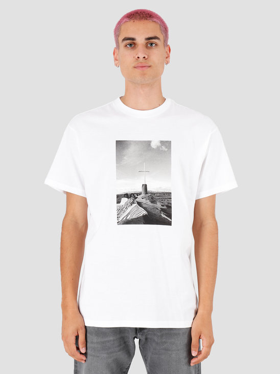 Carhartt WIP Matt Martin Salvation T S White Black I027129