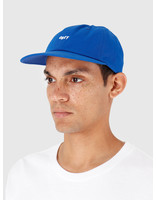 Obey Obey Jumbled 6 Panel Strapback Royal 100580200-RYL