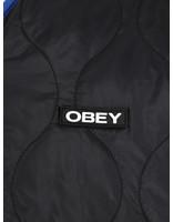 Obey Obey Nonsense Liner Jacket Black Multi 121800387-BKM
