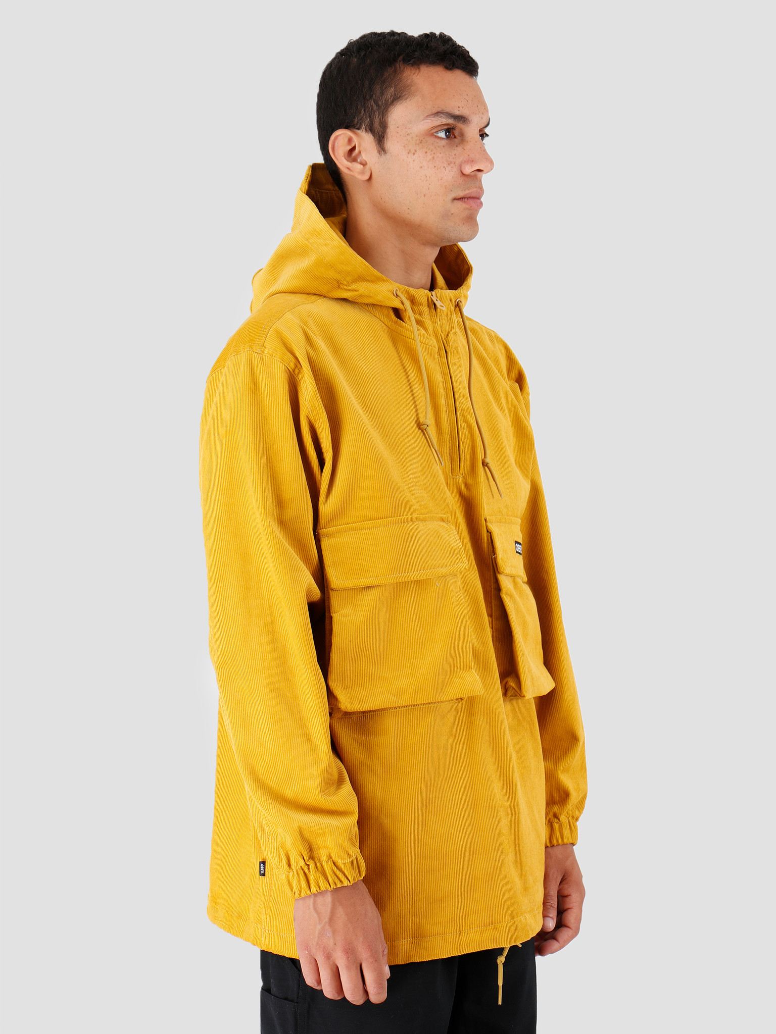 Obey Obey Shiner Anorak Golden Palm 121800390-GPM