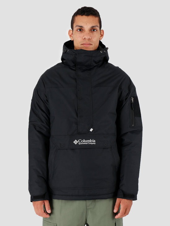 Columbia Challenger Pullover Black 1698431011