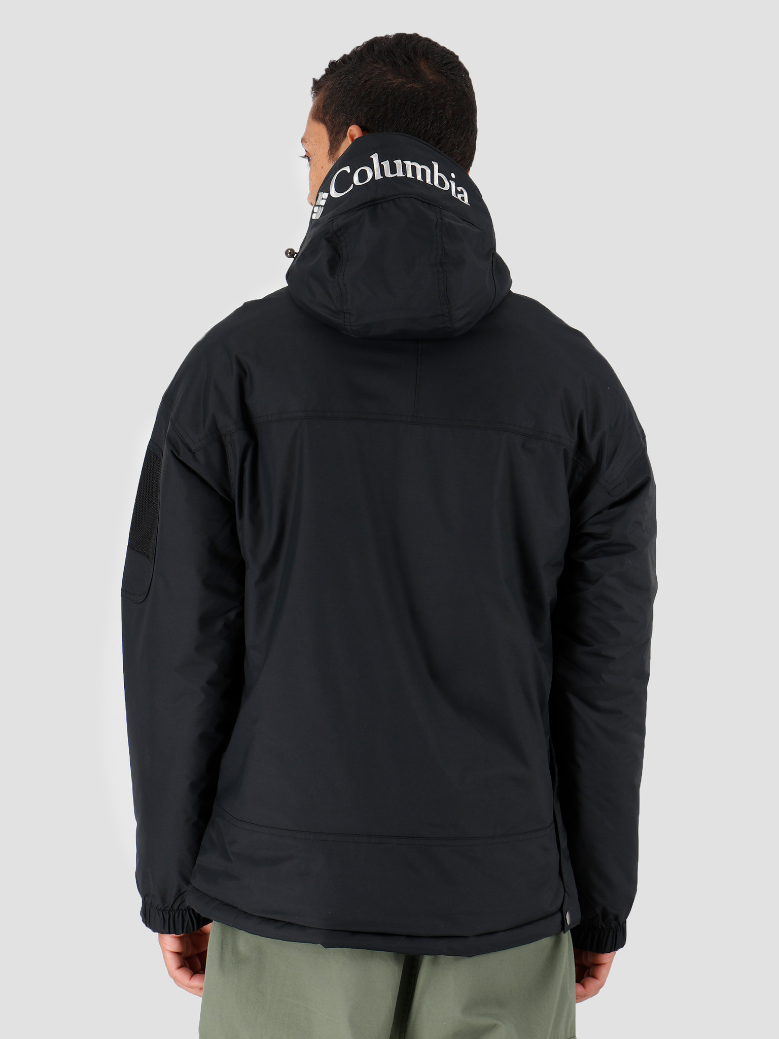 Columbia Columbia Challenger Pullover Black 1698431011