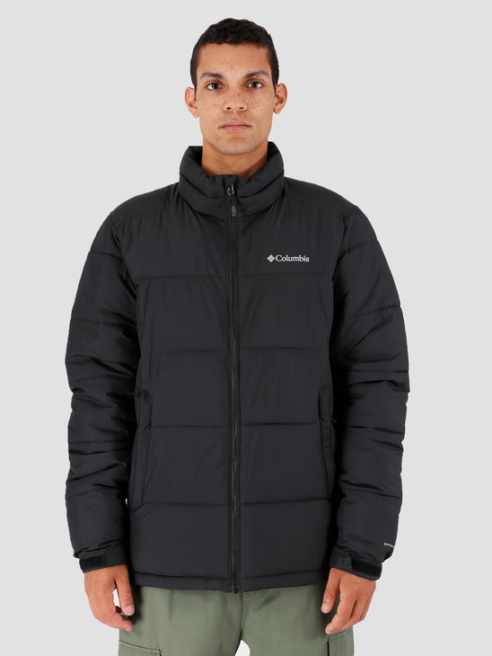 Columbia Pike Lake Jacket Black 1738022010