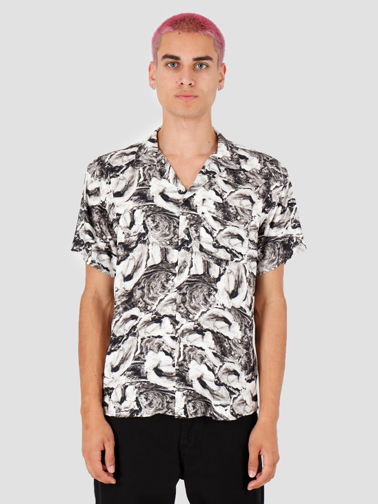 New Amsterdam Surf association Oyster Shirt Grey  2018015