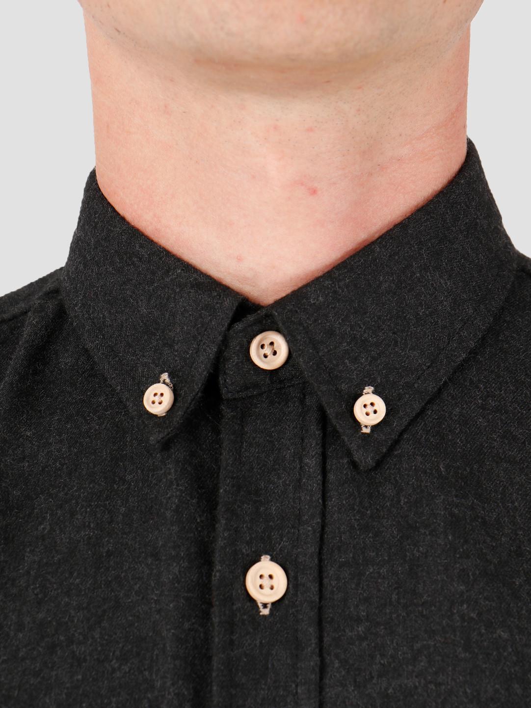 Kronstadt Kronstadt Dean Diego Shirt Black KRFH18-KS2546