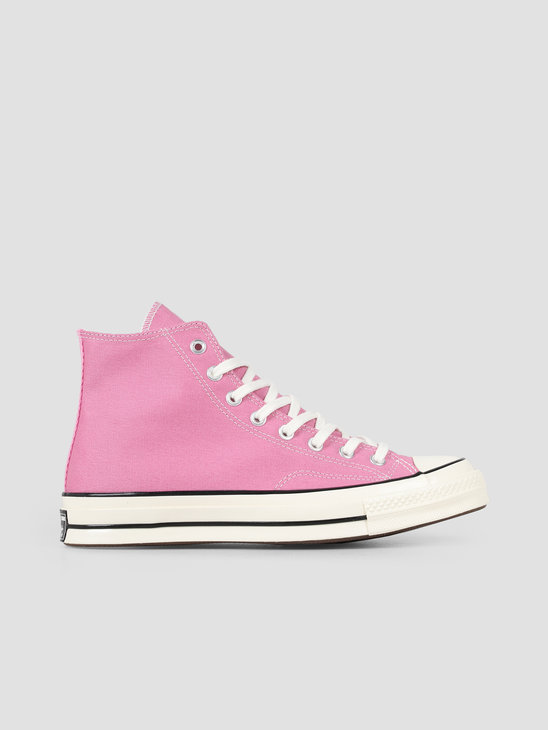Converse Chuck 70 HI Magic Flamingo Egret Black 164947C