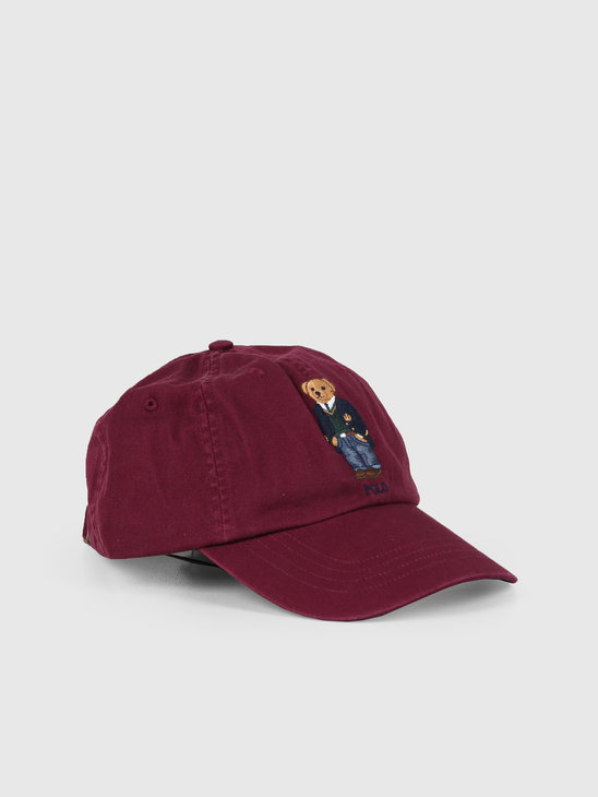 Polo Ralph Lauren Classic Sport Cap Red 710765086001