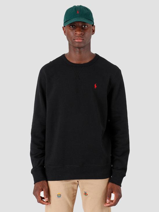 Polo Ralph Lauren Fleece Longsleeve Black 710766772001