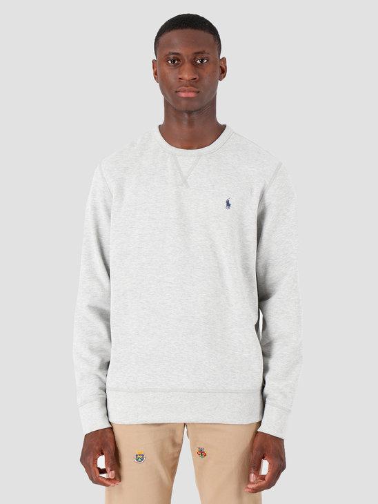 Polo Ralph Lauren Fleece Longsleeve Grey 710766772004