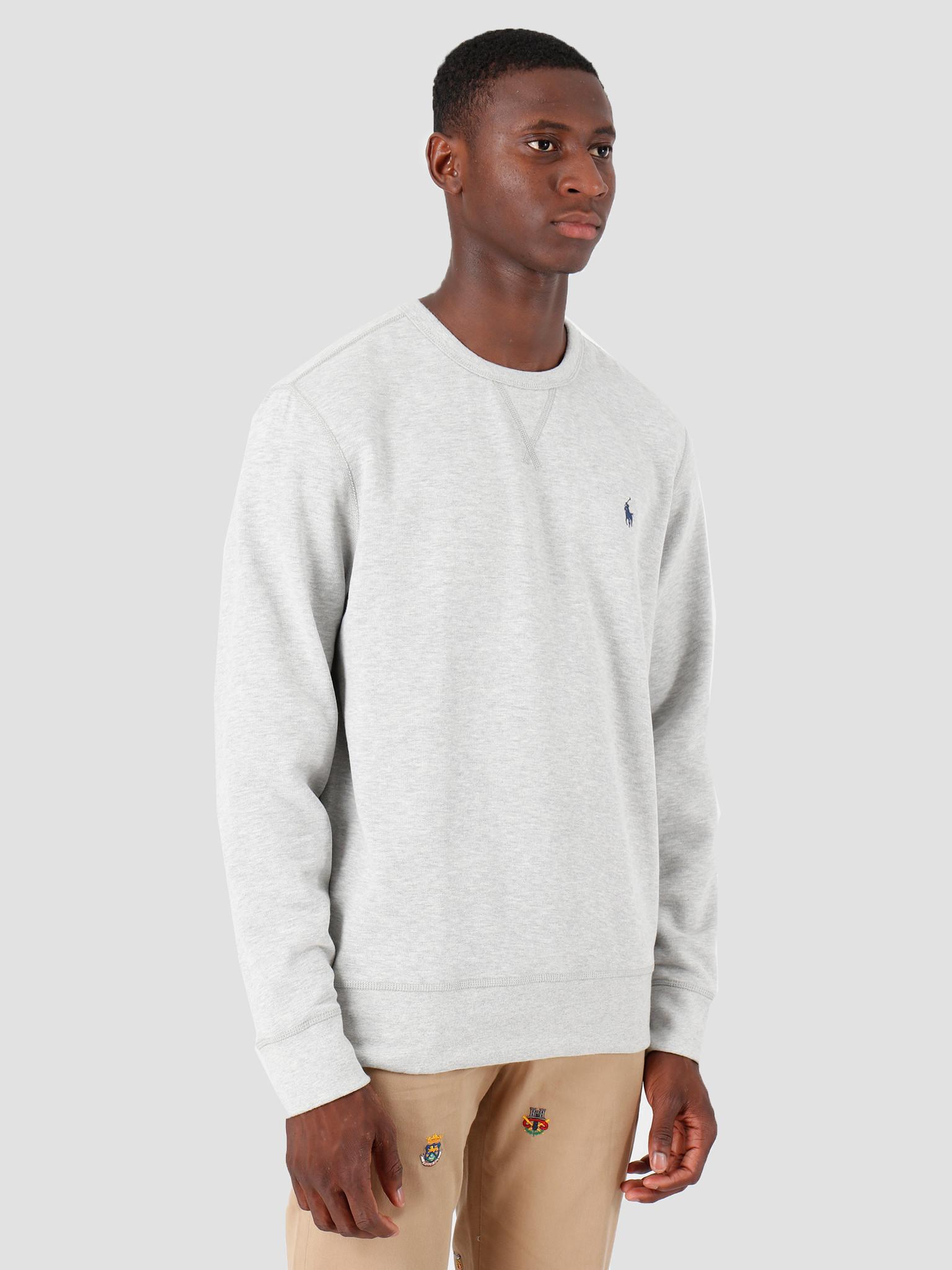 Polo Ralph Lauren Polo Ralph Lauren Fleece Longsleeve Grey 710766772004