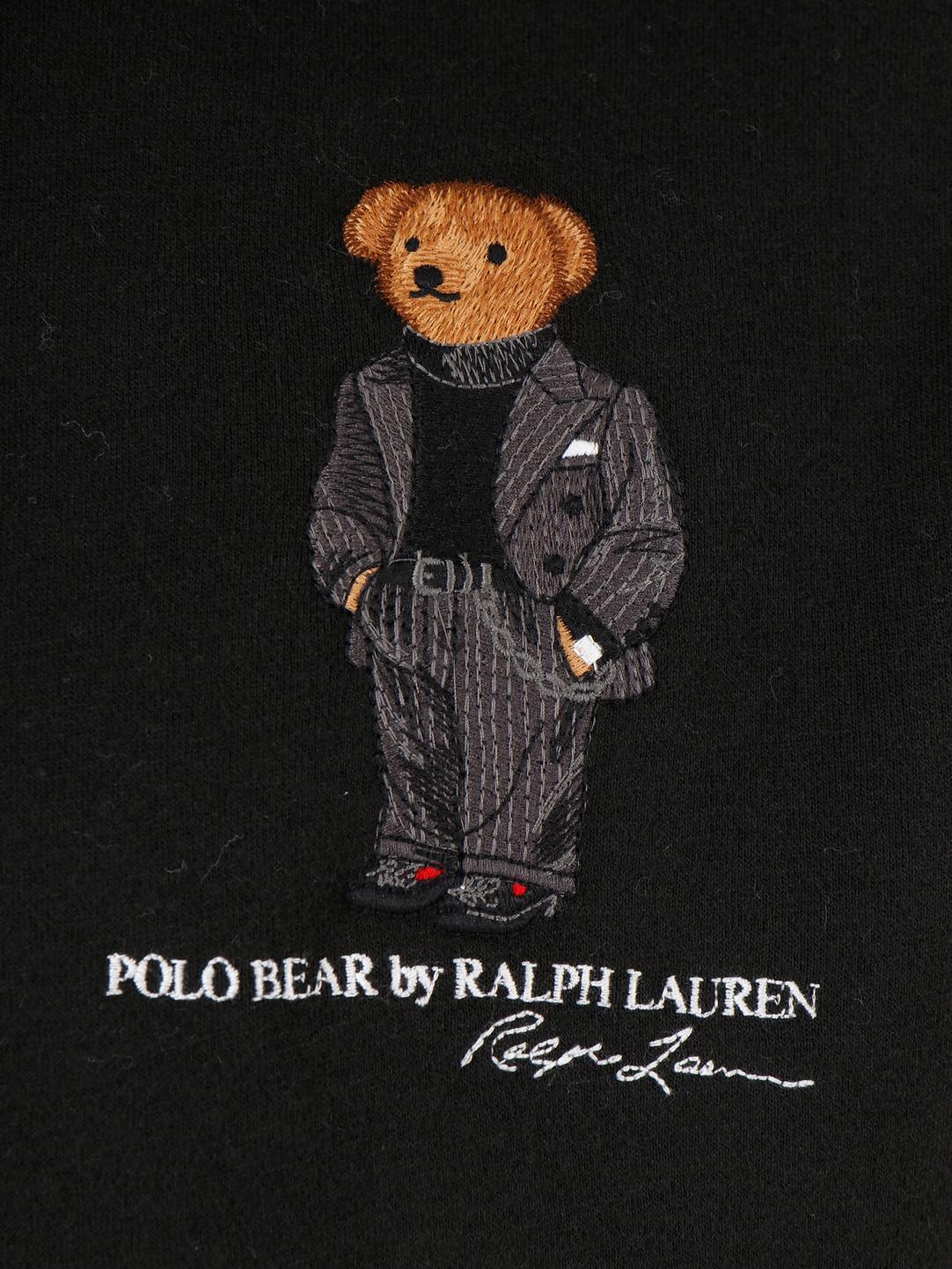 Polo Ralph Lauren Polo Ralph Lauren Magic Fleece Longsleeve Black 710766807002