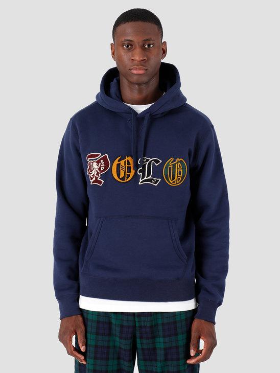 Polo Ralph Lauren Magic Fleece Longsleeve Navy 710763795001