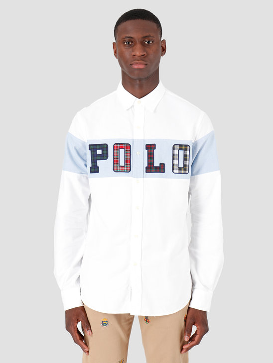 Polo Ralph Lauren Oxford Longsleeve Sport Shirt Multi 710771770001
